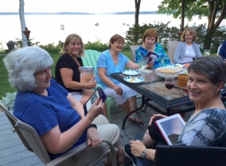 Book Club- They're Lively