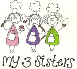 my 3 sisters logo