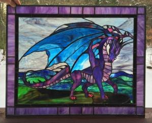 160128 Dragon Panel